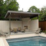 Preston Hollow Luxury Home Addition Pool & Patio