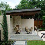 Preston Hollow Luxury Home Addition Backyard Patio