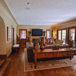 Lakewood Dilbeck Home Renovation Living Room