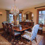 Lakewood Dilbeck Home Renovation Dining Room