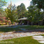 Lakewood Dilbeck Home Renovation Backyard