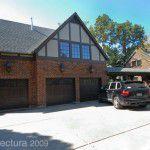Lakewood Dilbeck Home Renovation 3 Car Garage