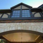 Lakewood Dilbeck Home Renovation Stone Accent