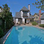 Lower Greenville Traditional Home Pool