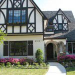 Lower Greenville Traditional Home Front Exterior