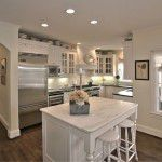 Lower Greenville Traditional Home Kitchen