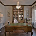 Lower Greenville Traditional Home Study