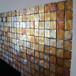 Ridgewood Park Complete Home Remodel Mosaic Wall