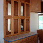 Ridgewood Park Complete Home Remodel Cabinets