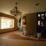 Ridgewood Park Complete Home Remodel Living Room