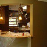 Ridgewood Park Complete Home Remodel Bar