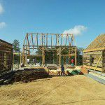 1800's New Ranch Home Construction