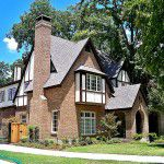 Dallas Tudor New Custom Home