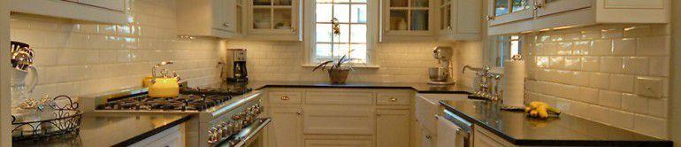 Dallas Tudor New Custom Home Kitchen