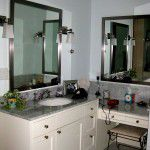 Forest Hills Luxury Home Mater Bath