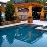 Forest Hills Luxury Home Pool