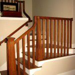 Forest Hills Luxury Home Stairs