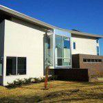 Kessler Woods Modern Home Exterior