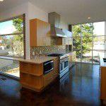Kessler Woods Modern Home Kitchen