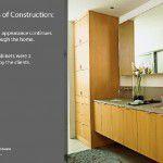 Lakewood Home Remodeling Oak Cabinets