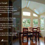 Lakewood Mansion Remodel Breakfast Room
