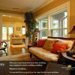 Lakewood Home Remodel Sitting Room