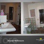 Lakewood Home Remodel Master Bath Before