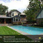 Lakewood Mansion New Pool