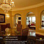 Lakewood Mansion Remodel Dining Room