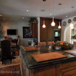 Northwood Hills Remodel & Addition Gourmet Kitchen
