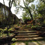 Northwood Hills Remodel & Addition Stone Steps