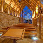 Private Custom Chapel Interior