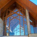 Private Custom Chapel Exterior