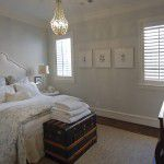 University Park Custom Traditional Home Bedroom