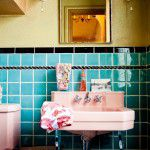 Lakewood Custom Home Addition custom tile bath