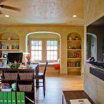 Lakewood Hutsell Home Addition Open Floor Plan