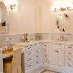 Forest Hills New Custom Home Vanity