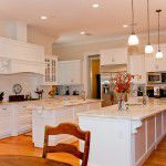 Forest Hills New Custom Home Kitchen