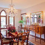 Lakewood Traditional Home Restoration Dining Room