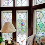 Lakewood Traditional Home Restoration Stain Glass Windows