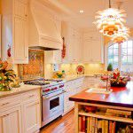 Lakewood Traditional Home Restoration Kitchen