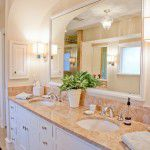 Lakewood Traditional Home Restoration Master Bath
