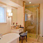 Lakewood Traditional Home Restoration Bathroom