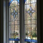 Lower Greenville Traditional Home Remodel Stained Glass Windows