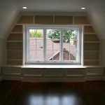 Lower Greenville Traditional Home Remodel Custom Shelving