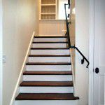 Lower Greenville Traditional Home Remodel Stairs