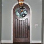 Lower Greenville Traditional Home Remodel Custom Door