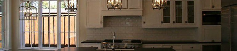 Lower Greenville Traditional Home Remodel Gourmet Kitchen