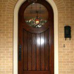Lower Greenville Traditional Home Remodel Custom Front Door