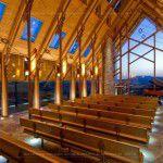 Private Custom Chapel Interior